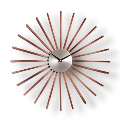 ジョージ・ネルソン フラッタークロック 掛け時計