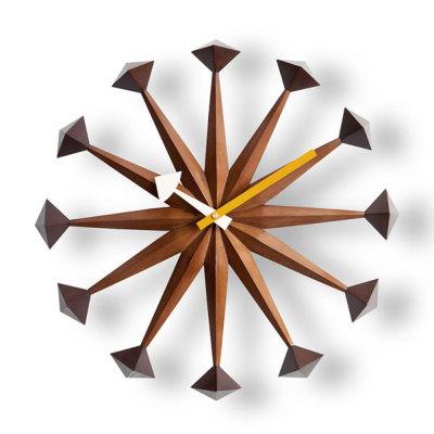 ジョージ・ネルソン ポリゴンクロック 掛け時計