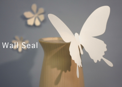 DI CLASSE ディクラッセ Wall seal nature ウォールシール ネイチャー (2枚セット)